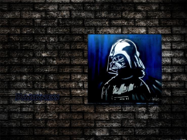 Dark Vador @ Dan Groover