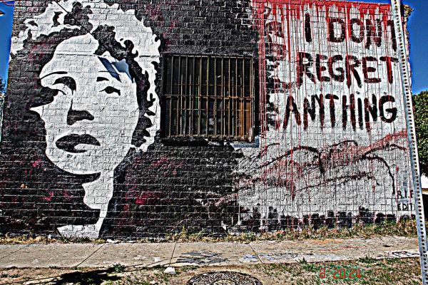 I Don't Regret Anything © Daniel Siboni