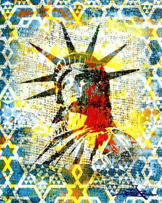 America Symbol © Dan Groover - דן גרובר