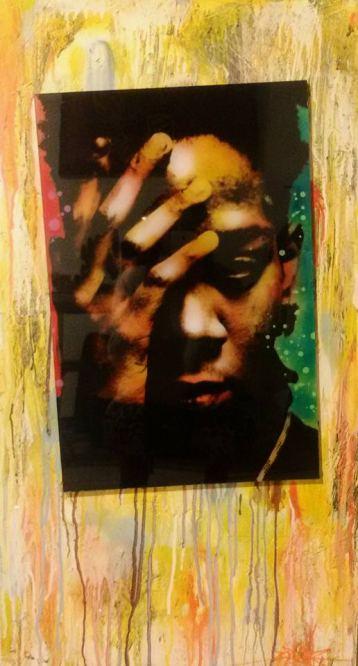 Basquiat © Dan Groover - דן גרובר