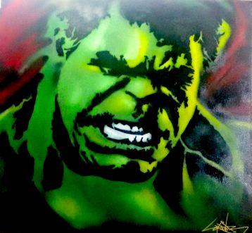 Hulk © Dan Groover - דן גרובר
