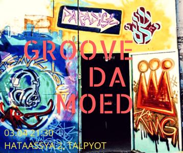 Groove da Moed