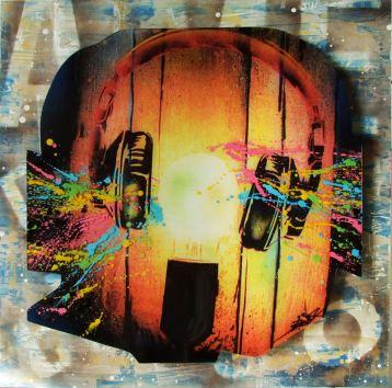 My Music #2 © Dan Groover - דן גרובר