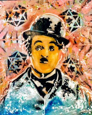 Chaplin © Dan Groover - דן גרובר