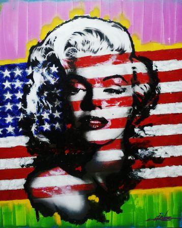 American Marilyn © Dan Groover - דן גרובר