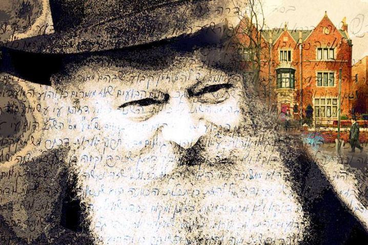The Rabbi © Dan Groover - דן גרובר
