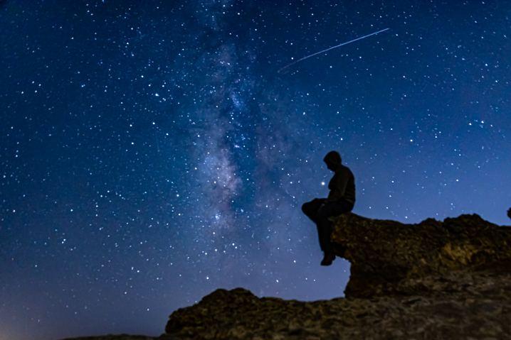 Milky Way © Ephraim Loeb