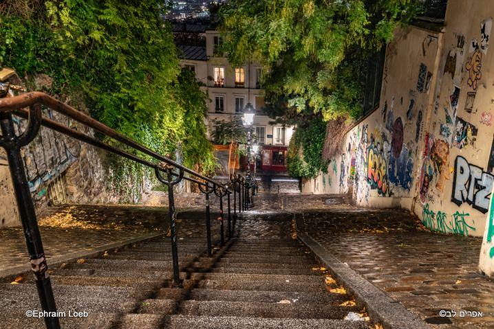 Montmartre © Ephraim Loeb