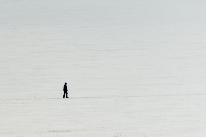 Endless Walking, Photographie by Ephraim Loeb