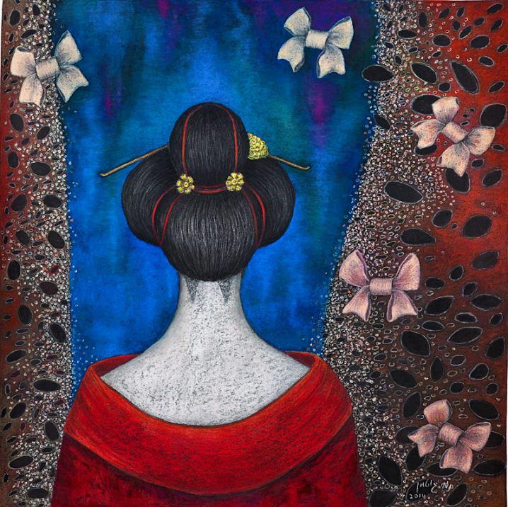 ZEN-B, Peinture by Tami Gutman