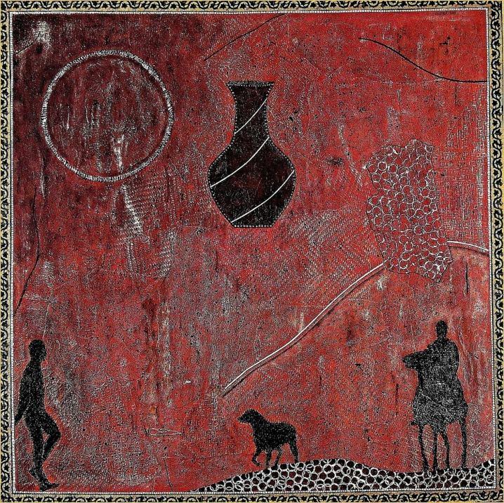 EQUITEM, Painting by Art Gartner
