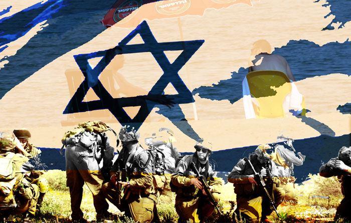 Life in Israel © Dan Groover