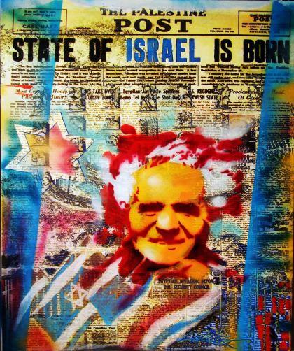 Ben Gurion 2018 © Dan Groover