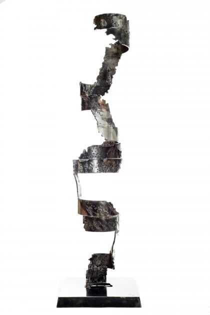 Insights IV, Sculpture by Rami Ater