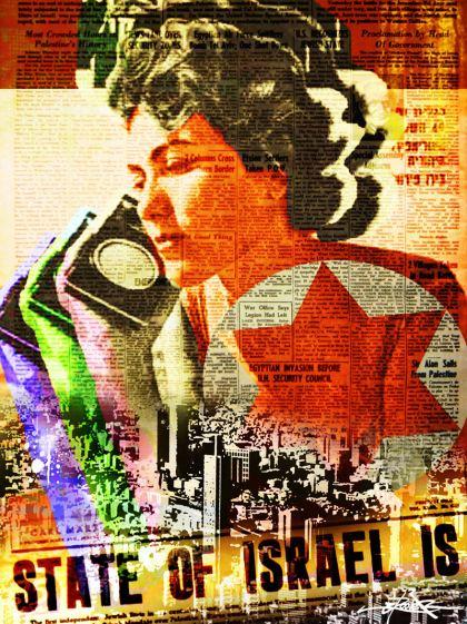 Listen Tel Aviv © Dan Groover - דן גרובר