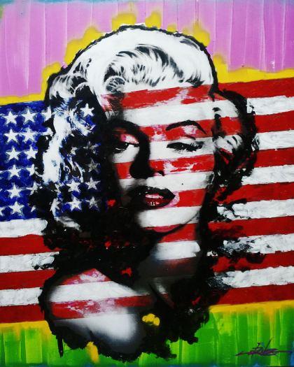 American Marilyn © Dan Groover
