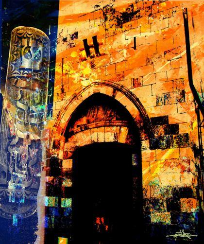 Jaffa Gate © Dan Groover