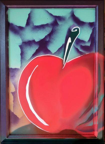 The fruit 2, Peinture by Sasha